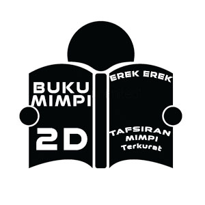 Buku Mimpi 2D - Tafsiran Mimpi, Erek Erek, Buku Mimpi Terjitu